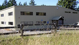 Print building of Dharma Publishing in California
